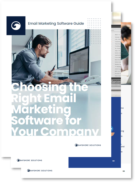 Mockup for Choosing the Right Email Marketing Software for Your Company