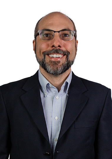 Headshot of Chief Information Officer